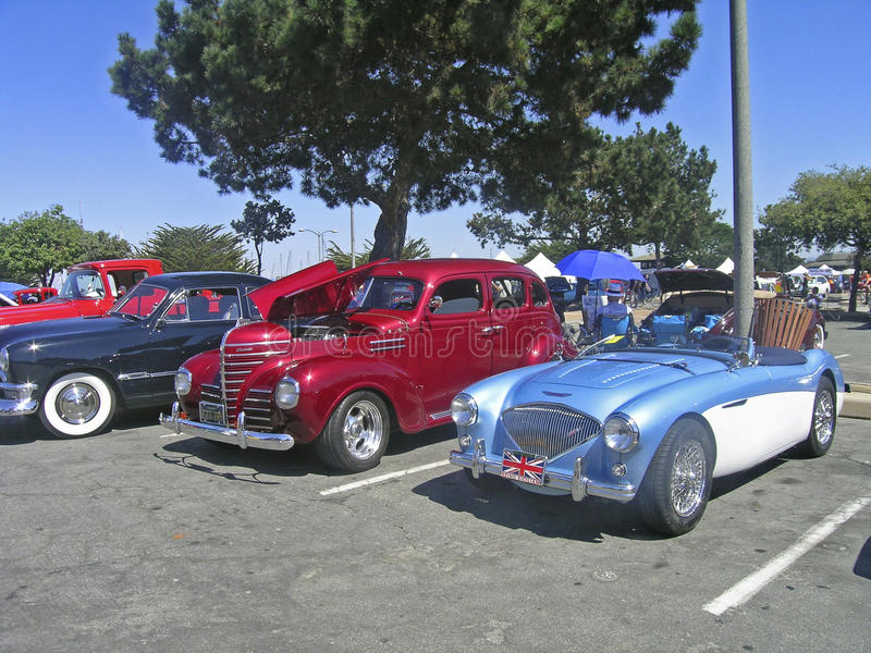 Old cars festival editorial stock photo. Image of colour - 72251918