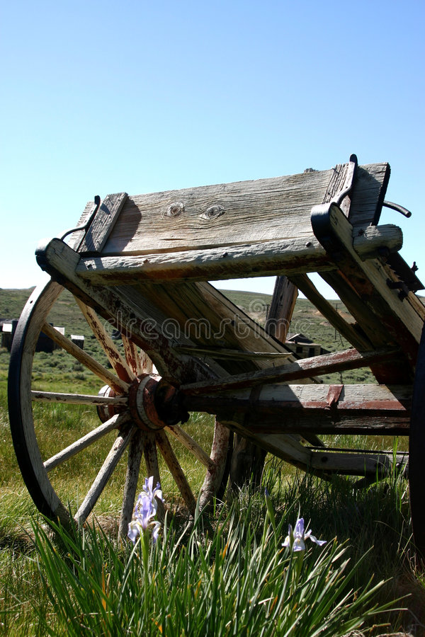 Old Cart royalty free stock photo