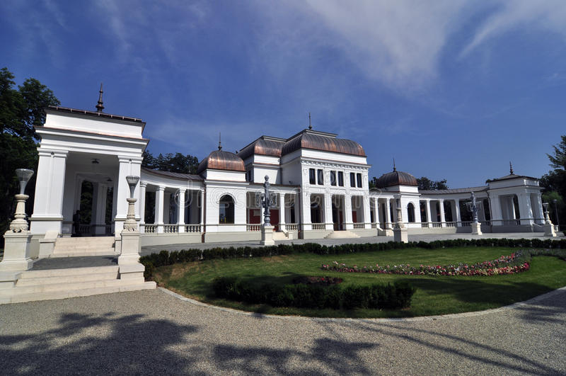 Download The Old Casino Of Cluj Royalty Free Stock Photos - Image: 25934318
