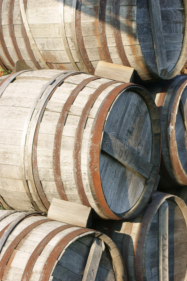 Free Old Cask Stock Image - 11646741
