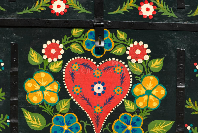 Download Old casket stock photo. Image of decrepit, ornate, flower - 14853092