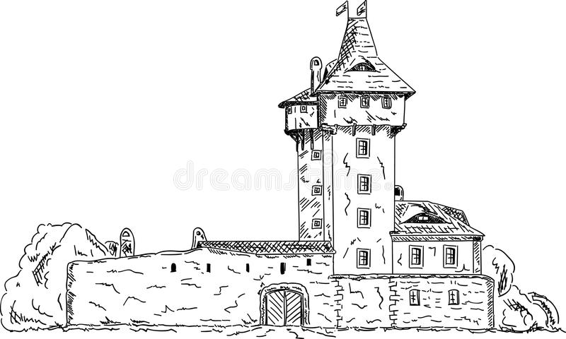 Download Old Castle Stock Photography - Image: 20927672