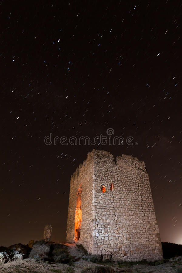 Download Old castle stock image. Image of polar, building, star - 25040537