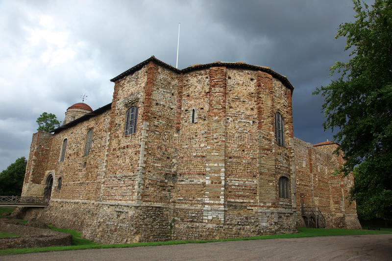 Download Old Castle In Colchester Royalty Free Stock Images - Image: 20325179