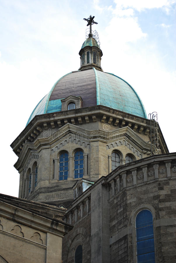 Free Old Cathedral Dome Royalty Free Stock Photos - 20867348
