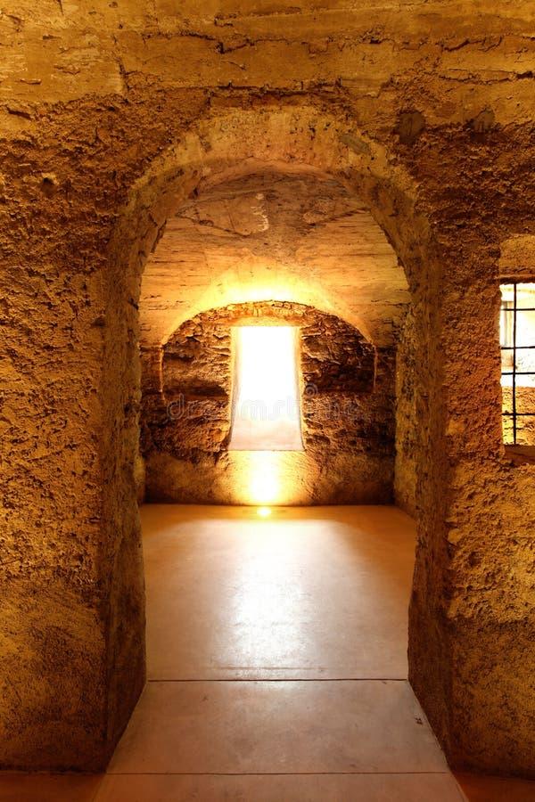 Download Old cave stock photo. Image of ancient, indoor, dark - 21183292