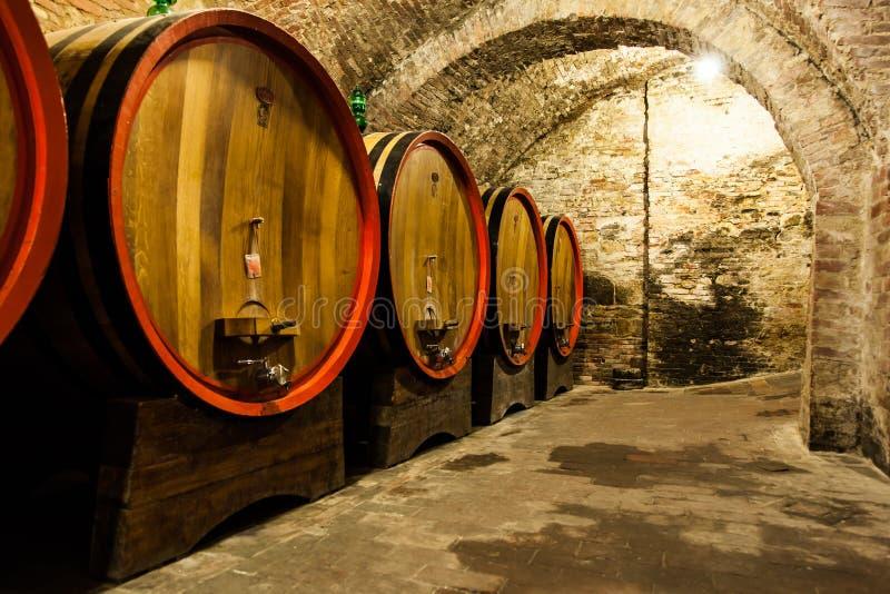 Old Cellar stock photos
