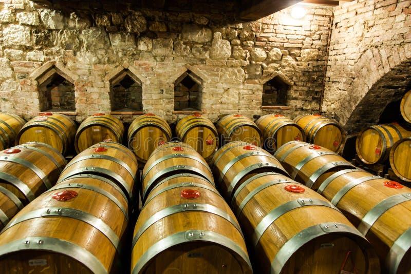 Old Cellar royalty free stock image