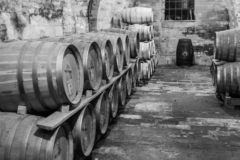 Old Cellar royalty free stock photos