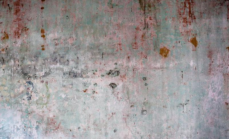 Old cemant Wall Texture background image. Grunge Red Stonewall Background. Panorama, wide, concrete, cement, surface, gray, floor, abstract, white, rough royalty free stock photo