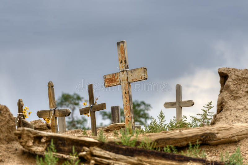 Download Old Cemetry stock image. Image of scene, old, burying - 26936627