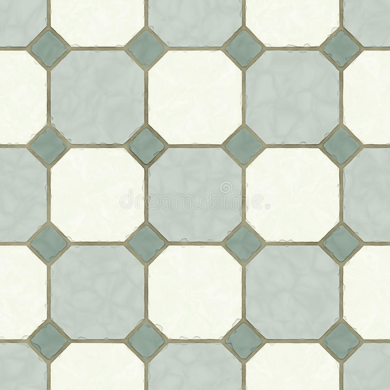 Old Ceramic Tile Royalty Free Stock Image