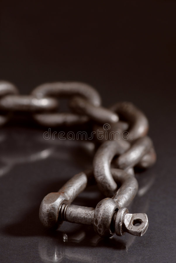Old Chain stock photos
