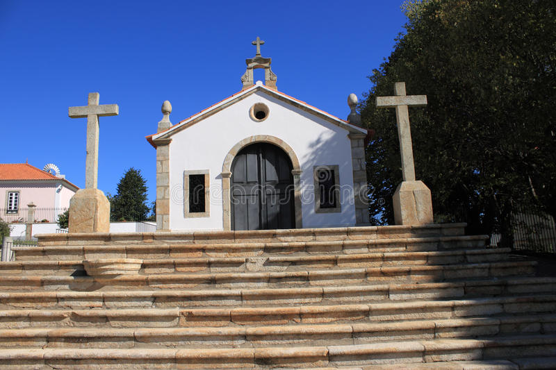 Download Old Portuguese Chapel Stock Images - Image: 27255024