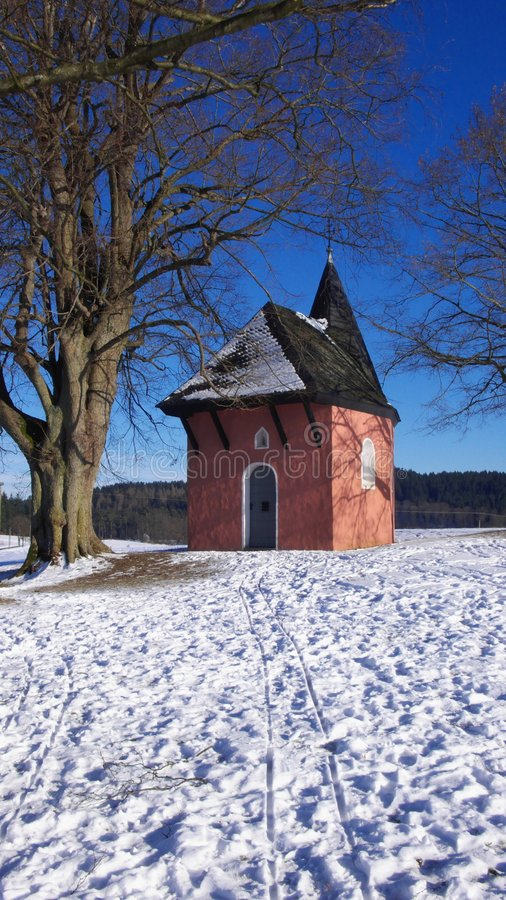 Old Chapel royalty free stock photography