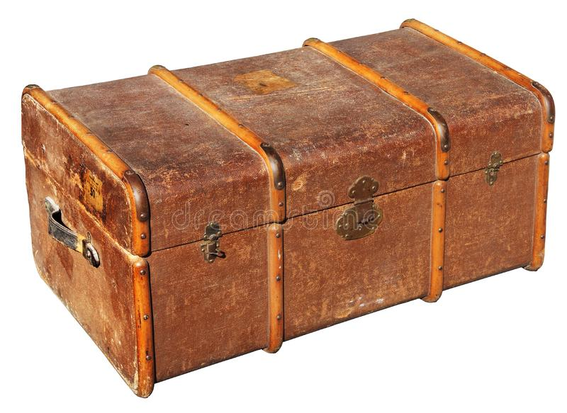 Download The old Chest stock photo. Image of adventure, single - 24478118