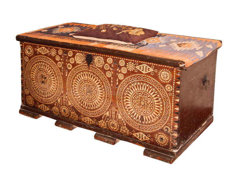 Download Old Chest. Royalty Free Stock Image - Image: 26352046