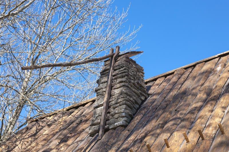 Download Old chimney stock image. Image of shaft, vintage, wooden - 33506867