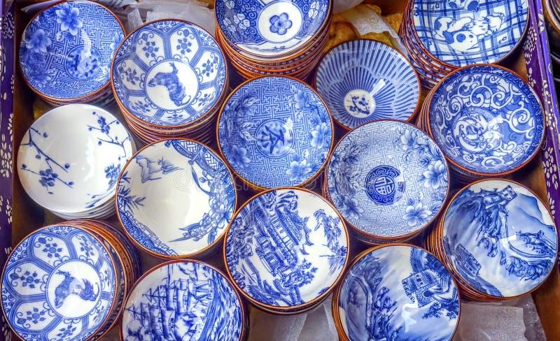 Download OLd Chinese Ceramic Plates Panjuan Flea Market Beijing China Stock Image - Image of historical & OLd Chinese Ceramic Plates Panjuan Flea Market Beijing China Stock ...