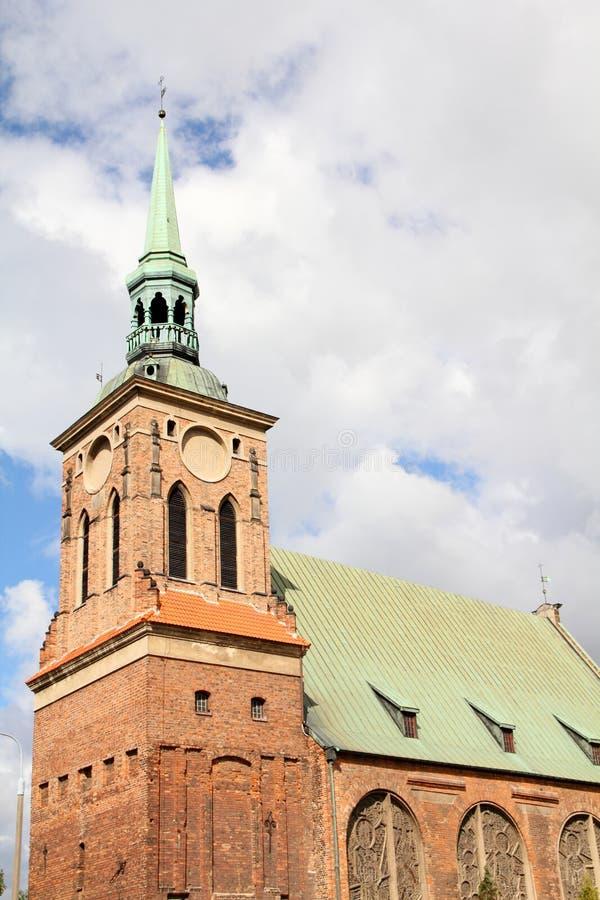 Download Old church stock image. Image of saint, city, pomerania - 17270991