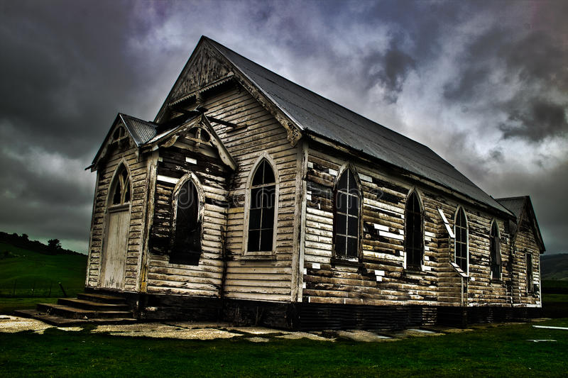 Old church royalty free stock photo