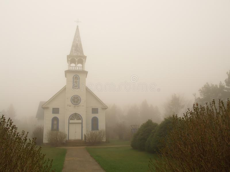 Old Church stock image