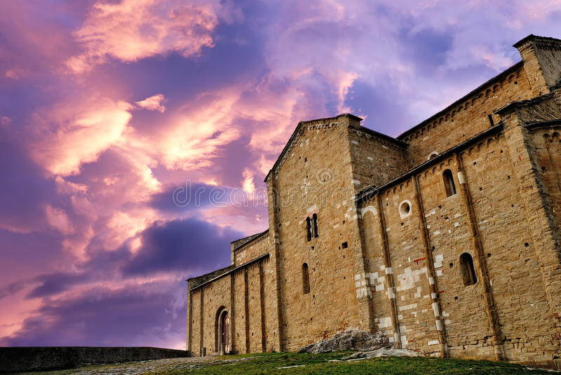 Download Old church stock photo. Image of christianity, cross - 33637686