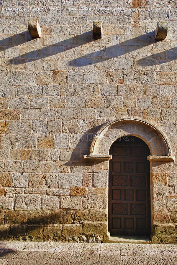 Download Old Church Doorway stock photo. Image of gate, facade - 27614818