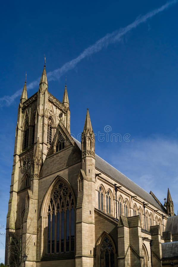 The old Church. royalty free stock photography
