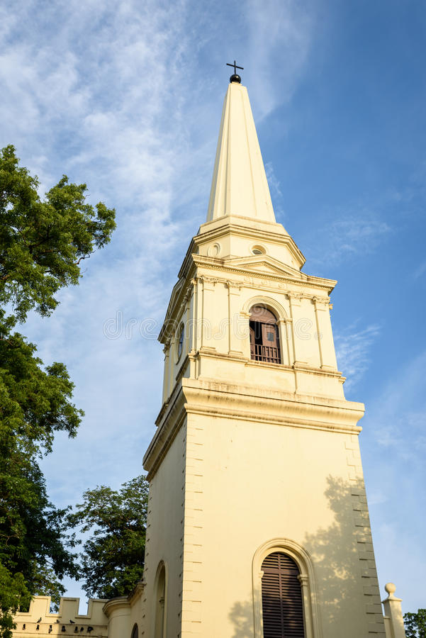 Old church royalty free stock images