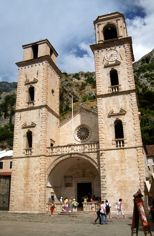 Free Old Church In Kotor Royalty Free Stock Photo - 2091305