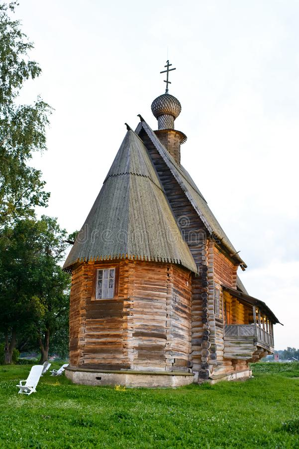 Free Old Church In Russia Stock Photo - 129238310