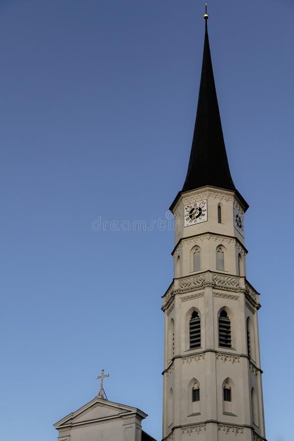 Download An Old Church At Michaelerplatz, Vienna Stock Photo - Image: 19238088