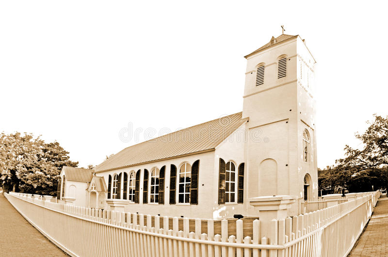 Download Old Church In Pensacola Florida Stock Photo - Image: 9735998