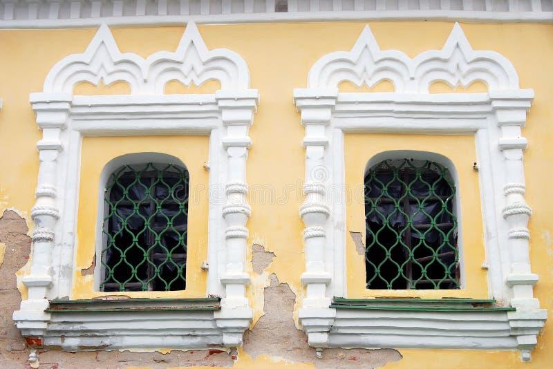 Old church windows stock image. Image of windows, decoration - 36259513