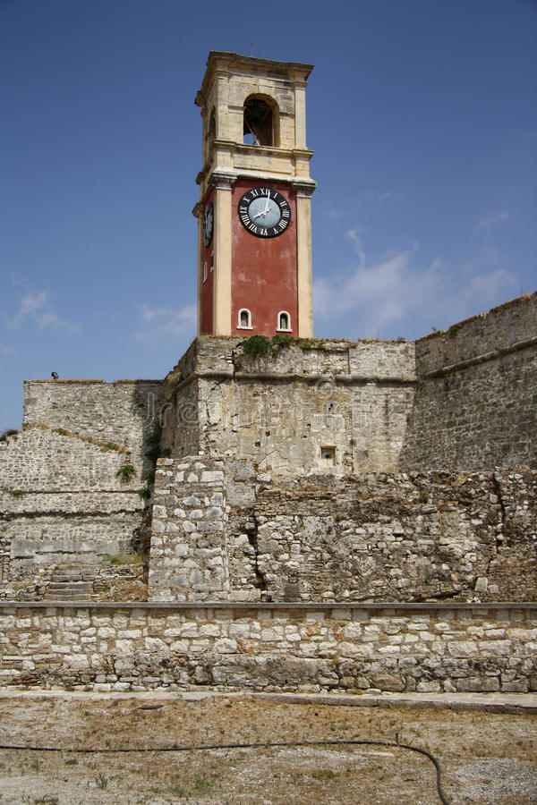Download Old Citadel In Corfu Town (Greece) Stock Image - Image: 33471343