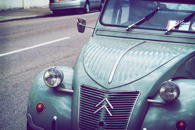 Download Old Citroen editorial stock image. Image of automobile - 31306494