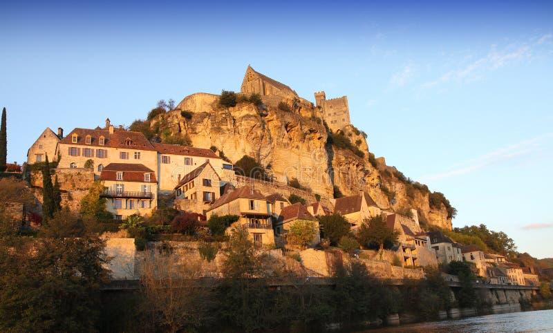 Download Old City Of Beynac, Dordogne, France Stock Image - Image: 25138869