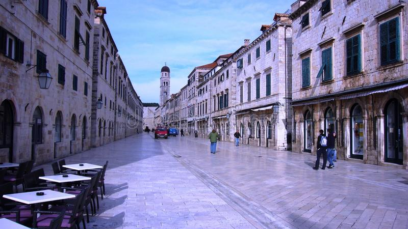 Download Old City Of Dubrovnik Croatia Editorial Photo - Image: 30745731