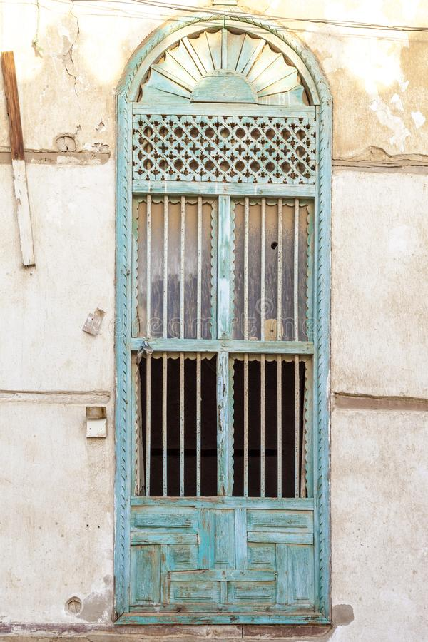 Free Old City In Jeddah Saudi Arabia Known As Historical Jeddah. Old And Heritage Windows And Doors In Jeddah.Saudi Arabia Stock Photography - 139145582