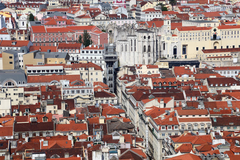 Download Old City Of Lisbon, Portugal Stock Image - Image: 15975257