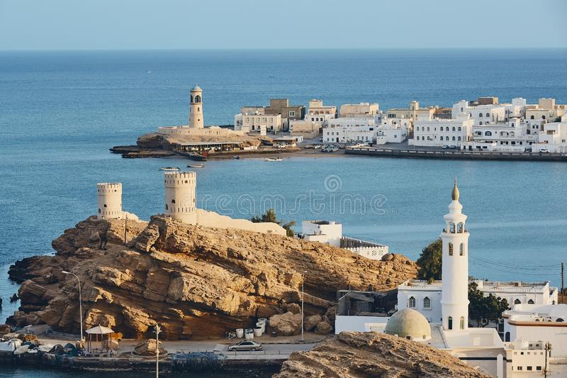 Old city Sur royalty free stock images