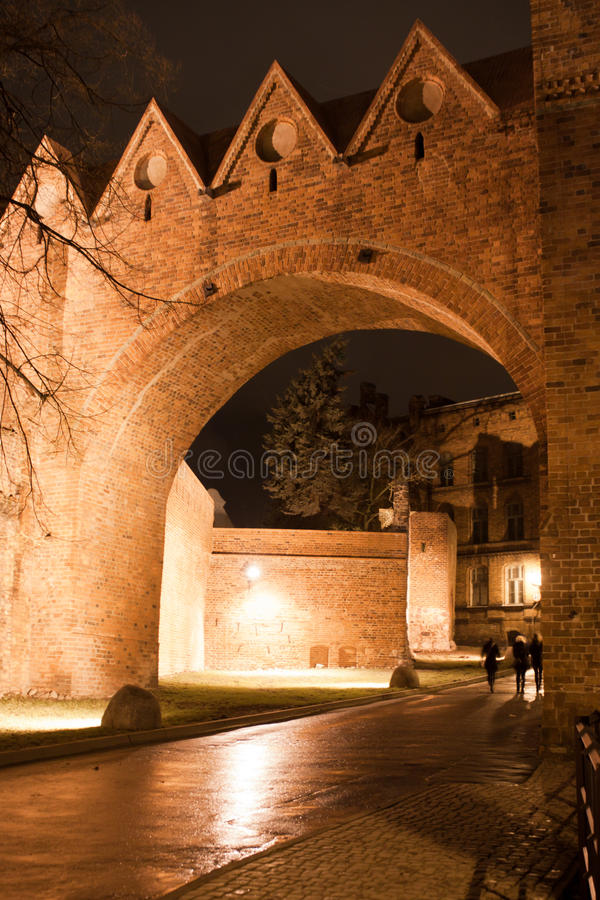 Download Old City Torun, Polnad Royalty Free Stock Image - Image: 20506916