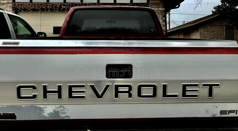 Old Classic Truck Chevy 1989 Free Public Domain Cc0 Image
