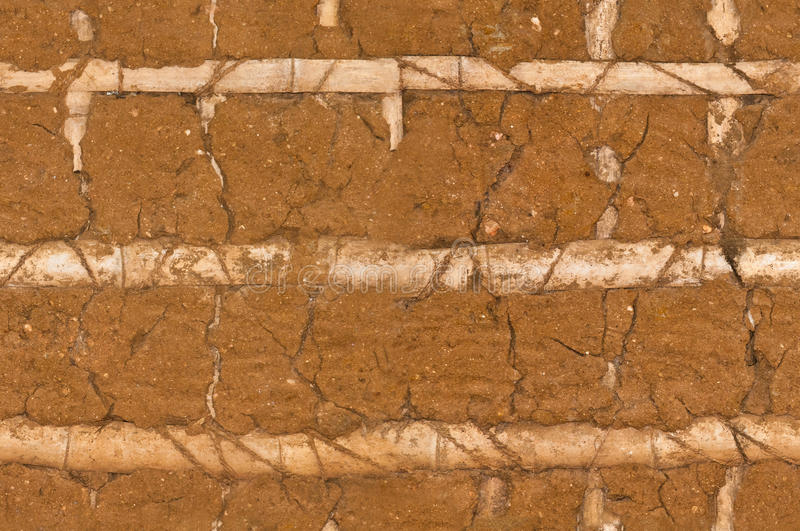 Download Old Clay Wall Stock Photography - Image: 25660982