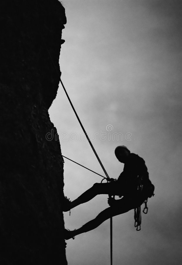 Old climb royalty free stock photo