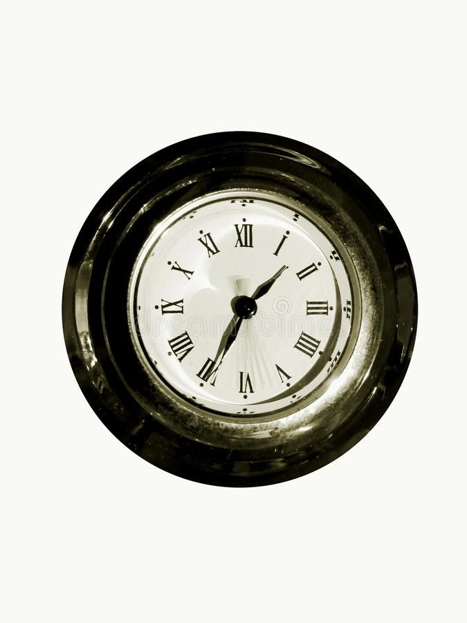 Old Clock 1 Free Stock Image