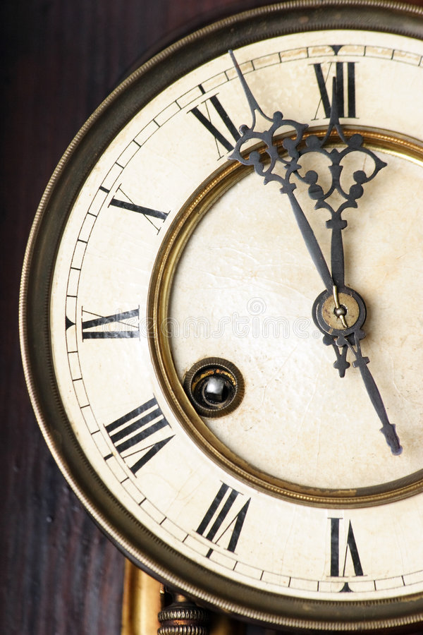 Download Old clock stock photo. Image of maker, campanula, time - 1712740