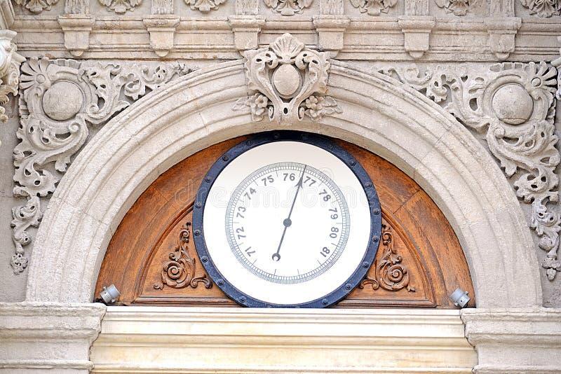 Download Old Clock stock photo. Image of european, detailed, closeup - 22753488