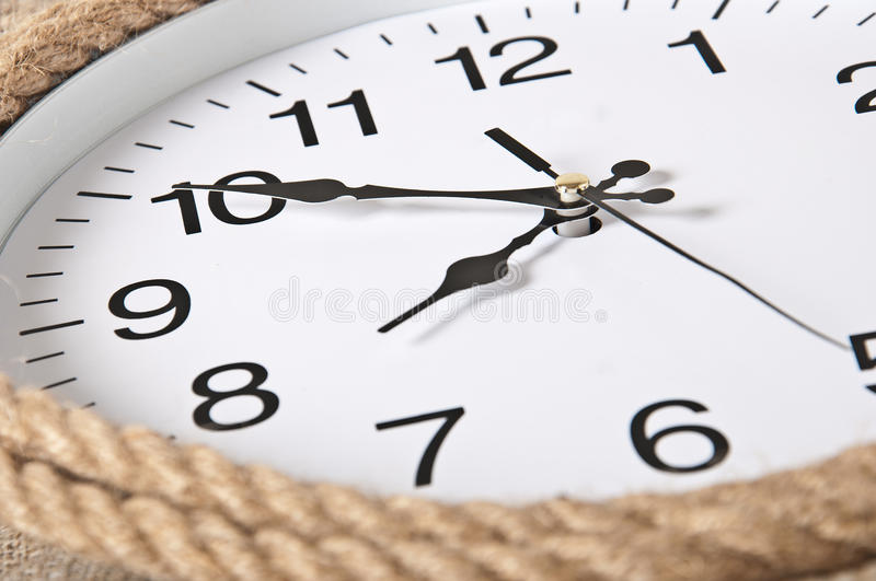 Download Old clock stock image. Image of node, clock, fashioned - 27766169